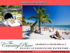 Fun activities for entire Family; Join Mini Vacation program with us 718-208-0127