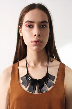 Lava Necklace Raia Jewelry