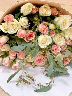 """Букет роз """"Нежность"""", 0733"""