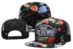 Brand gorras Vans cap Snapback vans Caps baseball hats hip hop Street Vans  Warped Tour Trucker Hat Off The Wall bone Snapbacks f3d6bbd30980