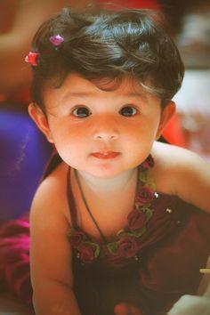 My sweetheart Saanvi