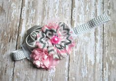 Newborn Headband Baby Headband Baby Girl by AdornedCreations, $11.95