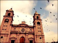 Perú - Catedral de Tacna