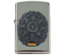 MFH Sturmfeuerzeug, Feldjäger / mehr Infos auf: www.Guntia-Militaria-Shop.de