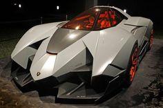 Lamborghini Egoista  591 bhp  Photograph @autocar_official
