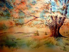 Thomas Habermann´s Beautiful Watercolour Art