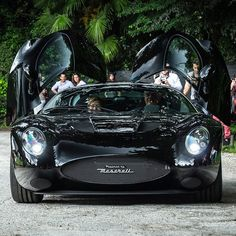 #Maserati #Mostro by #Zagato