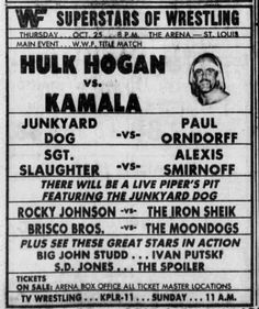 Wwf Superstars, Wrestling Superstars, Iron Sheik, Junkyard Dog, Wrestling Posters, Cheap Perfume, Hulk Hogan, Ol Days, Useful Life Hacks