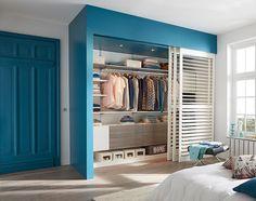 Dressing ikea armoires meubles et astuces pour - Cloisons amovibles ikea ...