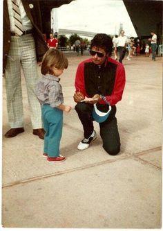 Michael Jackson - saddles