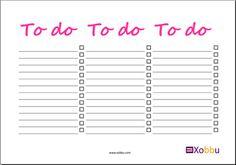 Vorlagen To Do Liste in versch. Designs und Layouts zum Download und Ausdrucken http://www.xobbu.com/to-do-liste/  #vorlage #todo #todoliste #liste #list #printable #free #print #printables #planner #plan #planning #organiser #organise #organizer #work #planer #aufgaben #aufgabenplaner