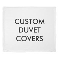 #createyourown #customize - #Custom Personalized Duvet Cover Blank Template
