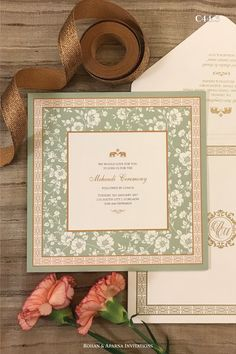 Hindu Wedding Cards, Indian Wedding Invitation Cards, Wedding Invitation Card Design, Creative Wedding Invitations, Indian Wedding Invitations, Letterpress Wedding Invitations, Destination Wedding Invitations, Printable Wedding Invitations, Wedding Stationery