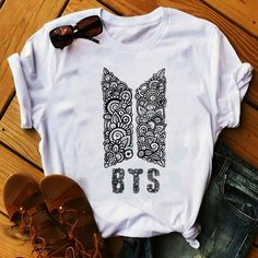 Amazing Bts t-shirts for BTS addicted, , Bts Hoodie, Bts Shirt, Custom Clothes, Custom Shirts, Kpop Shirts, Avocado T Shirt, Bts Clothing, T Shirt Painting, Bts Inspired Outfits