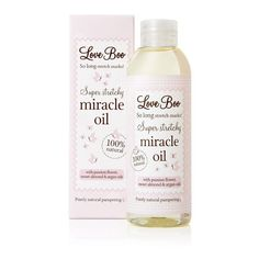 Miracle Oil. Your #stretch #marks will disappear quickly. It's #healthy and 100% #natural. It reduces any signs of #scarring and #skin damage whilst keeping it hydrated. It includes ingredients such as Passion Flower Oil to treat dry skin; Mandarion Oil to repair damaged skin and quicken skin regeneration whilst improving its elasticity. Furthermore, it's specially recommended for all #pregnant women since it relieves symptoms of morning sickness due to the fact it contains Ginger Extracts.
