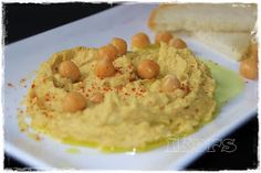 Hummus oriental