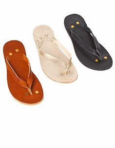 Abejas Boutique - Abejas Collection Abejas Flip Flops