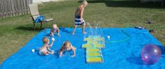 11 DIY Ideas To Keep Your Kids Outside This Summer