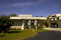 Florida Southern College Administration Building