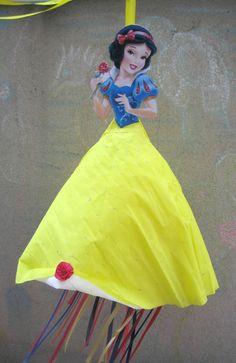 Snow White Pinata