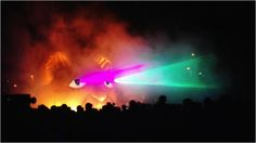 Seriously, whatever you have planned for February 20 and 21, cancel it now, for the Washington Project for the Arts and Forest City is bringing the Laser Cat to The Yards Park—the recently redeveloped Southeast waterfront park.