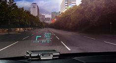 Garmin HUD premieta informácie zo smartfónu na predné sklo auta | pc.sk