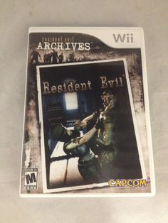 Wii Resident Evil Archives video game SOLD! Was available at Gadgets & Gold in Gainesville, FL!