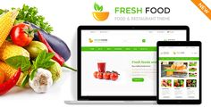awesome Fresh Meals - Certain Prestashop Theme for Meals &amp Restaurant Retailers (Wellness &amp Beauty)