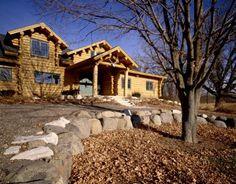 Maple Island Log Homes