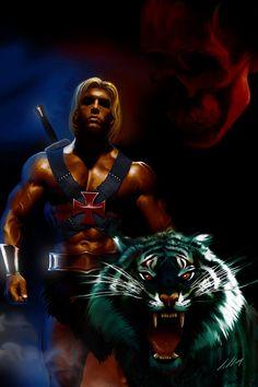 He-Man & Battle Cat