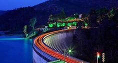 Bing Image Archive: Marathon Dam and Lake, Attica, Greece (© Hercules Milas/Alamy)(Bing United States)