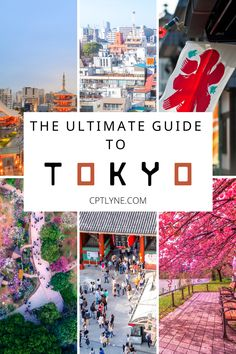 A complete tokyo travel guide to help you plan out the perfect trip to the capital of Japan! With the best things to do in Tokyo, what to eat in Tokyo. Everything you need to know to enjoy Tokyo aesthetic and discover new amazing places! / tokyo travel photography / tokyo travel poster /  tokyo travel tips / tokyo travel beautiful places / what to do in tokyo / what to do in tokyo things to do / best things to do in Tokyo / tokyo tips travel guide / tokyo travel tips / japan travel tips… Tokyo Travel Guide, Japan Travel Tips, Asia Travel, Travel Guides, Travel List, Wanderlust Travel, Travel Advice, Tokyo Things To Do, Beautiful Places To Travel