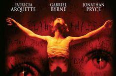 Stigmata Blu-ray Review (1999) Horror Film. Starring Patricia Arquette, Gabriel Byrne, Jonathan Pryce Horror Film, Horror Movies, The Seven Ups, Jonathan Pryce, Gabriel Byrne, Patricia Arquette, Blu Ray Movies, Classic Films, Cinema