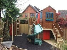 The Backyard Playground: More Play Structure Inspiration