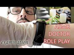 Unexpected Doctor Visit. Dr Sensor Pure Binaural Examination Ears Scalp Check ASMR Role Play 3Dio