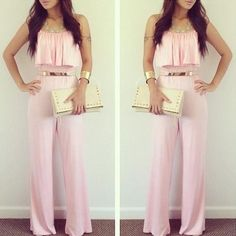 Love thissssss pink work or dinner outfit. just freaking LOVELY!