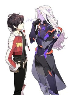 Lotor: hes cute but hes so short. Hopefully he grows with his galra side.