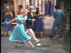 Fred Astaire and Betty Hutton - Let's Dance (1950)