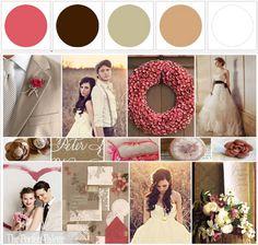 Need help with colors!! :  wedding Maroon