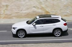 BMW X1 2013 in Sept 12