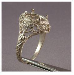 vintage wedding rings | vintage engagement ring | Wedding.....