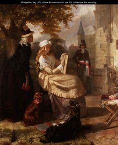 The Orphan of the Temple - Edward Matthew Ward