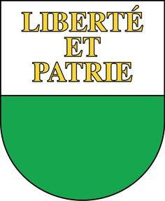 Coat of arms of Canton de Vaud