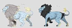 ifyoureinhollandgodutch:Pokémon Variations↳ Luxray