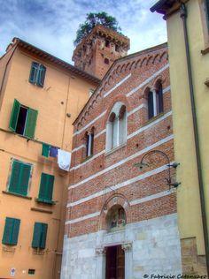 [OC - My Pic] Torre Guinigi at Lucca (Tuscany Italy)
