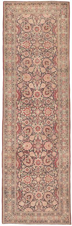 Antique Kerman Persian Rug 44580 Detail/Large View - By Nazmiyal