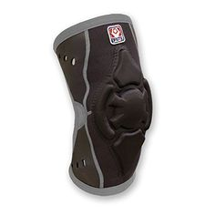 Brute Torq Wrestling Knee Pad - SIZE: XX-Large, COLOR: Bl...