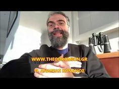 π. Ανδρέας Κονάνος: Εκμεταλλεύσου τις φωτεινές στιγμές της ζωής - YouTube Youtube, Fictional Characters, Fantasy Characters, Youtubers, Youtube Movies