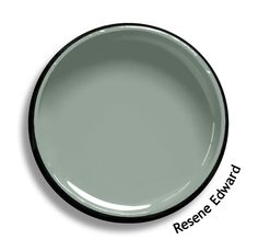 Resene Edward is a grey green drawn from Spanish moss. From the Resene Multifinish colour collection. Try a Resene testpot or view a physical sample at your Resene ColorShop or Reseller before making your final colour choice. www.resene.co.nz Painted Sofa, Painted Stairs, Interior Paint Colors, Paint Colours, Interior Painting, Interior Design, House Painting, Diy Painting, Resene Colours