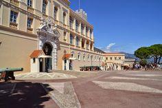Mónaco, Palacio Grimaldi. Foto de Carmen Vila Dardé